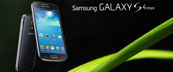 Samsung Galaxy S4 Mini Dual Sim