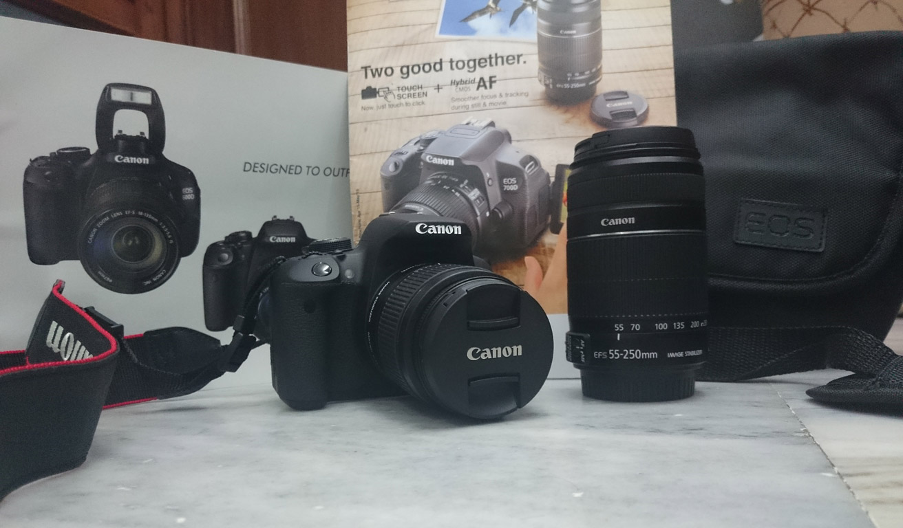 Canon EOS 700D Photography with Kit Lens | RJDesignz