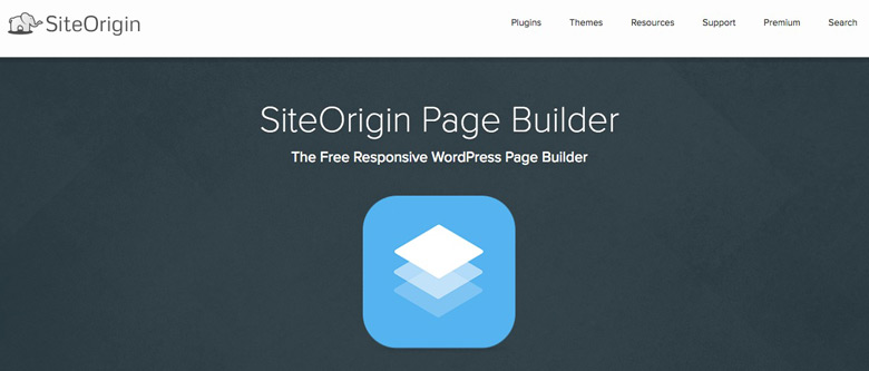 SiteOrigin-PageBuilder