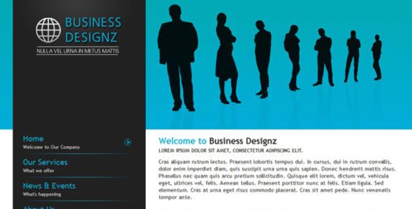 Business Designz HTML Pack