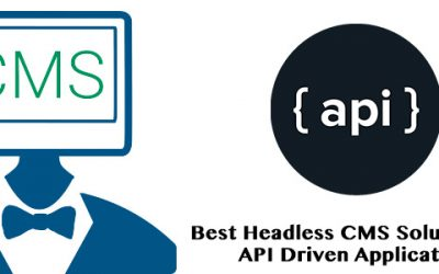 Build API Driven Applications with Headless CMS