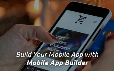 Build your own Mobile App in 4 Steps with Mobile App Builder