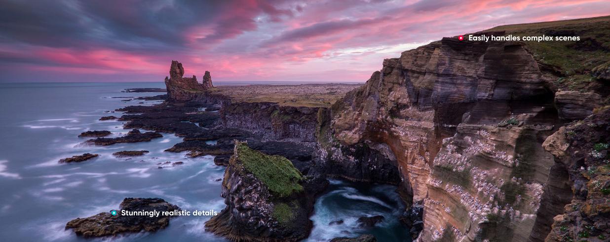 Aurora HDR 2019 Landscape