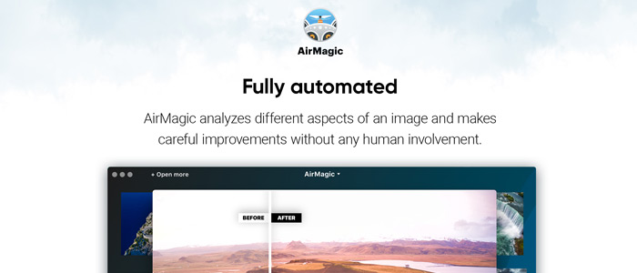 Take your Drone photography to next level with Skylum's AirMagic