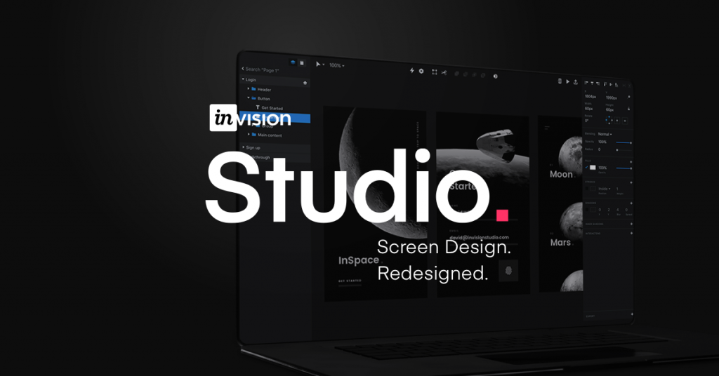 Invision Studio