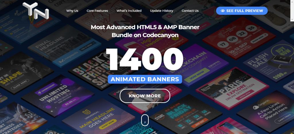 YN HTML5 Ad Bundle