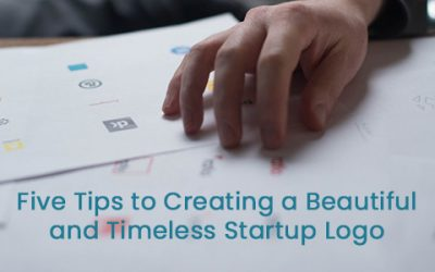 Five Tips to Creating a Beautiful and Timeless Startup Logo